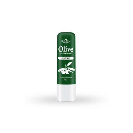 HerbOlive Χειλιών με Ελαιόλαδο - Lip Balm With Olive Oil